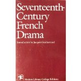 Book Cover Seventeenth-Century French Drama