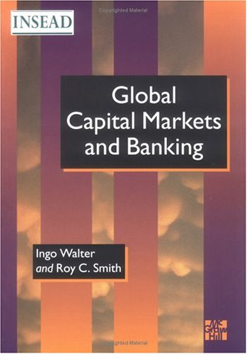 Book Cover Global Capital Markets and Banking (INSEAD Global Management)