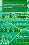 Book Cover Information Systems Development: Methodologies, Techniques, and Tools (Information Systems Series)