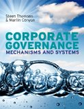 Book Cover Corporate Governance: Mechanisms and Systems
