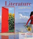 Book Cover Literature: Craft and Voice (Volume 3, Drama)