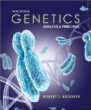 Book Cover Genetics: Analysis and Principles