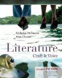 Book Cover Literature: Craft & Voice (Fiction, Poetry, Drama): Three Volume Set