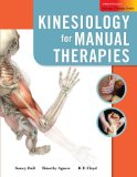 Book Cover Kinesiology for Manual Therapies with Muscle Cards (Massage Therapy)