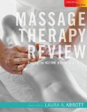 Book Cover Massage Therapy Review with Passcode Card