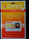Book Cover Connect 1-Semester Access Card for Money, Banking and Financial Markets