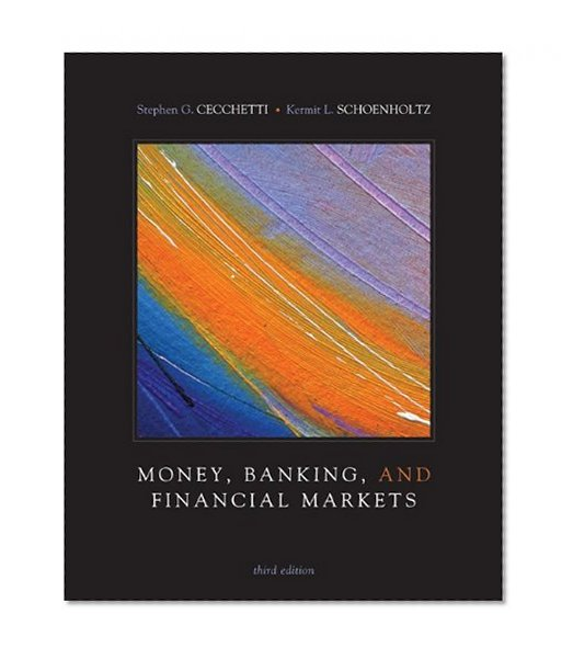 Book Cover Money, Banking and Financial Markets with Connect Plus