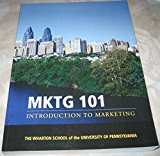 Book Cover Introduction to Marketing from Essentials of Marketing, 13th Edition