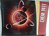 Book Cover Chem 1411 HCC General Chemistry Vol I (11th Custom for Houston Community College)