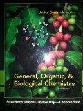 Book Cover General, Organic, & Biological Chemistry SIUC Custom Edition