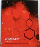 Book Cover Chemistry: Florida States University Edition CHM1045