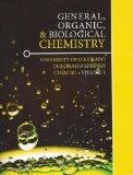 Book Cover General, Organic, & Biological Chemistry University of Colorado Colorado Springs Volume 1