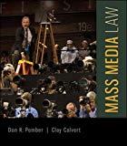 Book Cover Mass Media Law (B&B Journalism)