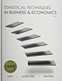 Book Cover Statistical Techniques in Business & Economics with Access Code