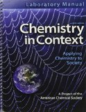 Book Cover Chemistry in Context with Laboratory Manual