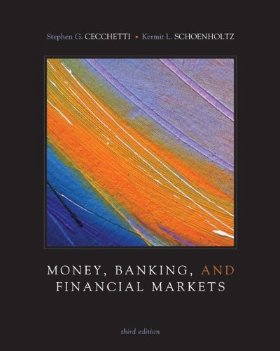 Book Cover Loose-Leaf Money, Banking and Financial Markets with Connect Plus