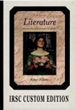 Book Cover Literature 6th Edition (IRSC Custom) Reading, Fiction, Poetry & Drama By DiYanni
