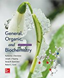 Book Cover General, Organic, and Biochemistry