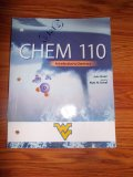Book Cover introduction to chemistry (chem 110)