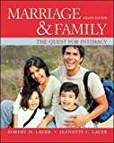 Book Cover Marriage and Family: The Quest for Intimacy