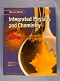 Book Cover Glencoe Science Integrated Physics and Chemistry