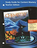 Book Cover Chemistry: Matter and Change, Teacher Classroom Resources, Teacher Edition