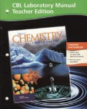Book Cover Laboratory Manual Teacher Edition Glencoe Chemistry Matter and Change
