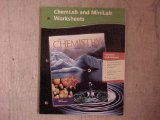 Book Cover Chemistry: Matter and Change, Chemlab and Minilab Worksheets
