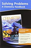 Book Cover Glencoe Chemistry Solving Problems: A Chemistry Handbook (Matter and Change)