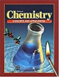 Book Cover Chemistry: Concepts and Applications, Student Edition 2002