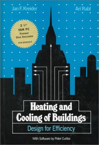 Book Cover Heating and Cooling of Buildings: Design for Efficiency