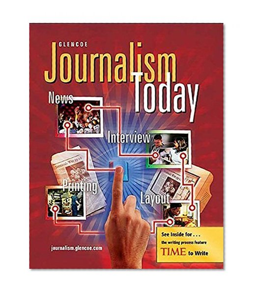 Book Cover Journalism Today, Student Edition