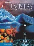 Book Cover Chemistry: Matter & Change, Student Edition (GLENCOE CHEMISTRY)