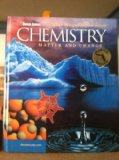 Book Cover Glencoe Science Teacher Wraparound Edition CHEMISTRY MATTER AND CHANGE