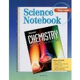 Book Cover Science Notebook - Chemistry (Matter And Change)