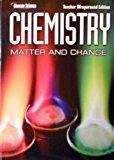 Book Cover Glencoe Science: Chemistry Matter and Change Teacher Wraparound