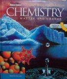 Book Cover Glencoe Chemistry: Matter and Change Teacher Wraparound Edition California Edition