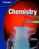 Book Cover Glencoe Physical iScience Modules: Chemistry, Grade 8, Student Edition (GLEN SCI: CHEMISTRY)