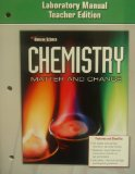Book Cover Chemistry: Matter & Change-Laboratory Manual Teacher's Edition
