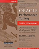 Book Cover Oracle Performance Tuning Tips and Techniques