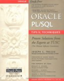 Book Cover Oracle PL/SQL Tips and Techniques