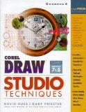 Book Cover Coreldraw Studio Techniques