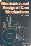 Book Cover Mechanics and Design of Cam Mechanisms