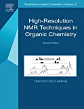 Book Cover High-Resolution NMR Techniques in Organic Chemistry, Volume 2, Second Edition (Tetrahedron Organic Chemistry)