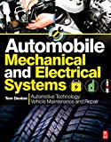 Book Cover Automobile Mechanical and Electrical Systems
