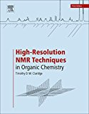 Book Cover High-Resolution NMR Techniques in Organic Chemistry, Third Edition