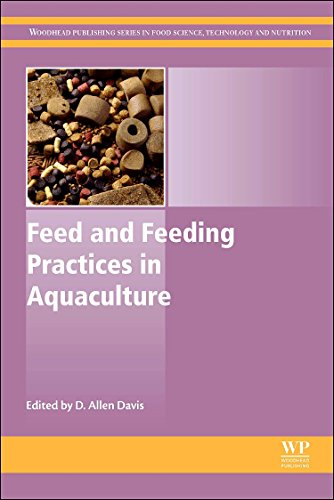 Book Cover Feed and Feeding Practices in Aquaculture (Woodhead Publishing Series in Food Science, Technology and Nutrition)