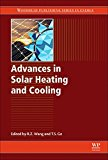 Book Cover Advances in Solar Heating and Cooling (Woodhead Publishing Series in Energy)