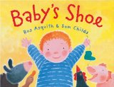 Book Cover Baby's Shoe