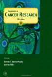 Book Cover Advances in Cancer Research, Volume 85